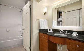 Bathroom at Homewood Suites