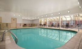 Pool at Homewood Suites