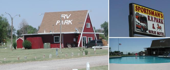Sportmans RV Park & Horse Motel